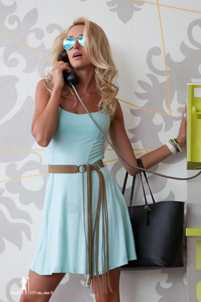 Suknelė Renny (turkio spalvos) Paveikslėlis 1 iš 3 310820033121