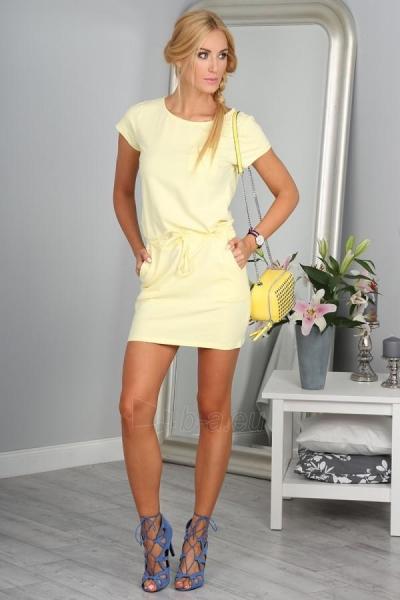 Suknelė Reyansh (citrinos spalvos) Paveikslėlis 1 iš 4 310820033283
