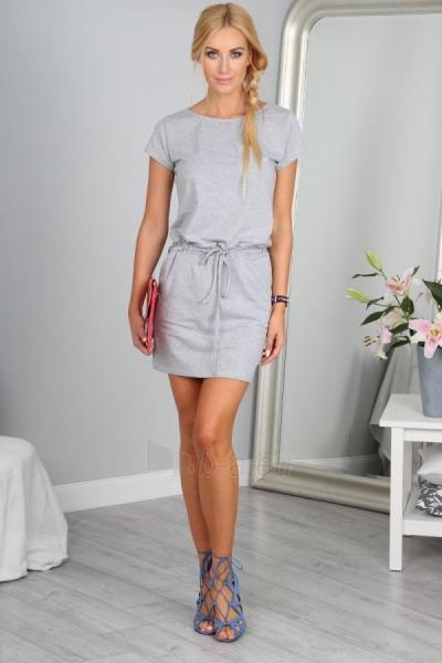 Suknelė Reyansh (šviesiai pilkos spalvos) Paveikslėlis 1 iš 4 310820033284
