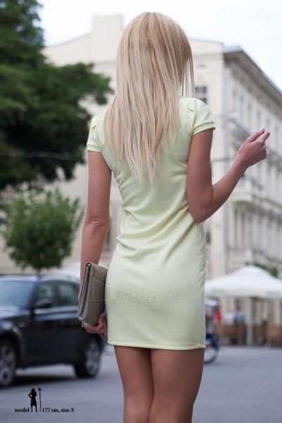 Suknelė RISHA (citrininės spalvos) Paveikslėlis 1 iš 4 310820032944