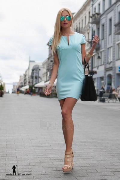 Suknelė RISHA (šviesiai mėlynos spalvos) Paveikslėlis 1 iš 4 310820033118