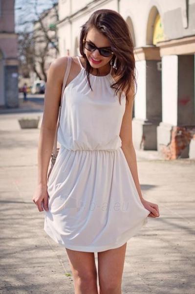 Suknelė Rizzo (kreminės spalvos) Paveikslėlis 1 iš 3 310820032940