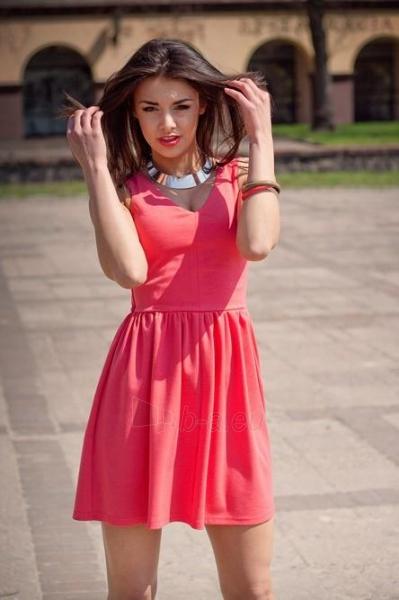 Suknelė Rogena (koralinės spalvos) Paveikslėlis 1 iš 9 310820032939