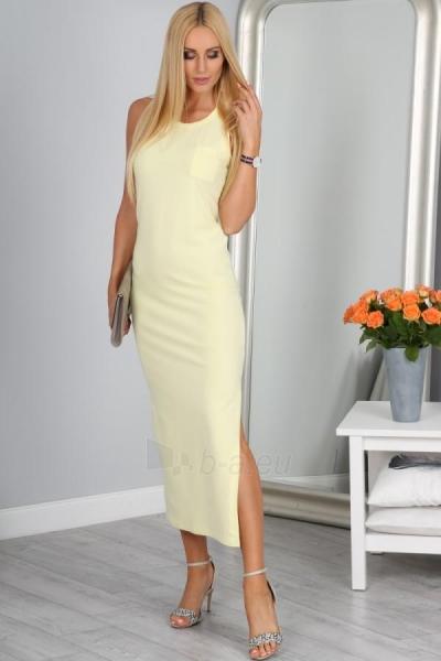 Suknelė Rosie (citrinos spalvos) Paveikslėlis 1 iš 4 310820033291