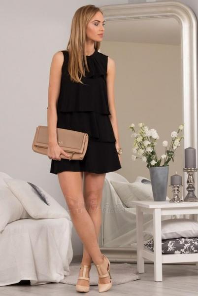 Suknelė Rutila (juodos spalvos) Paveikslėlis 1 iš 4 310820034627