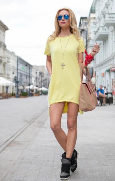 Suknelė Safa (geltonos spalvos) Paveikslėlis 1 iš 4 310820033171