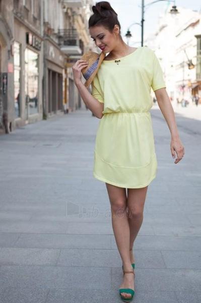 Suknelė Sahalie (citrinos spalvos) Paveikslėlis 1 iš 5 310820032930