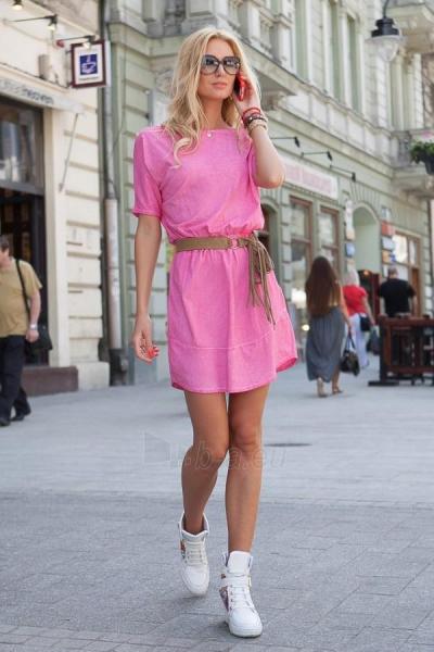 Suknelė Sahalie (rožinės spalvos) Paveikslėlis 1 iš 4 310820032931