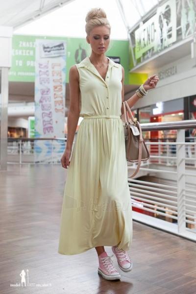 Suknelė Sally (citrinos spalvos) Paveikslėlis 1 iš 3 310820032925
