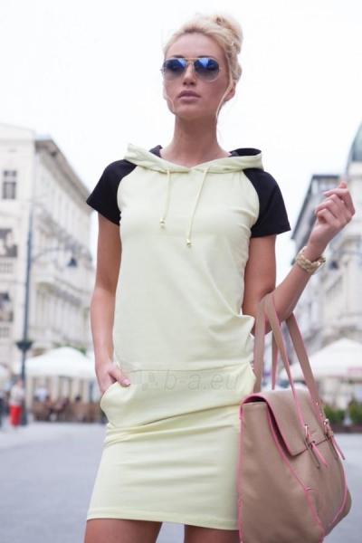 Suknelė Saran (citrinos spalvos) Paveikslėlis 1 iš 3 310820032918