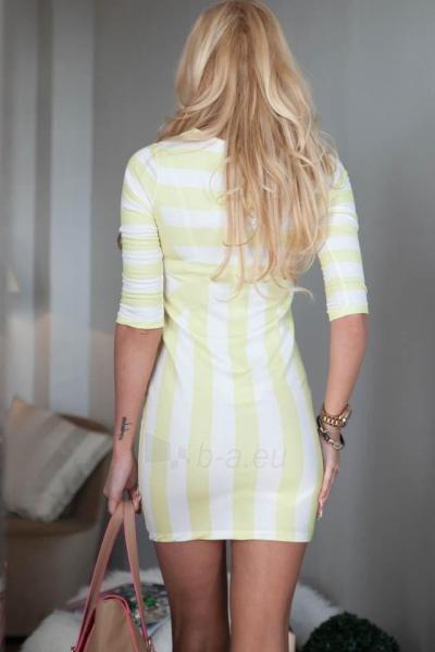 Suknelė Sofia (citrinos spalvos) Paveikslėlis 1 iš 4 310820056666