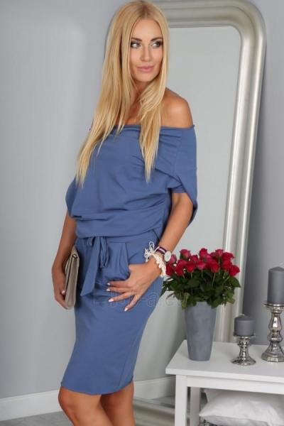 Suknelė Tacy (mėlynos spalvos) Paveikslėlis 1 iš 4 310820033110