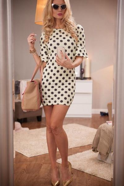 Suknelė Tamera (citrininės spalvos) Paveikslėlis 1 iš 4 310820035707