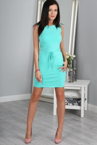 Suknelė Tira (mėlynos spalvos) Paveikslėlis 1 iš 4 310820032898