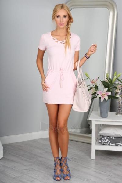 Suknelė Travis (šviesiai rožinės spalvos) Paveikslėlis 1 iš 4 310820033277