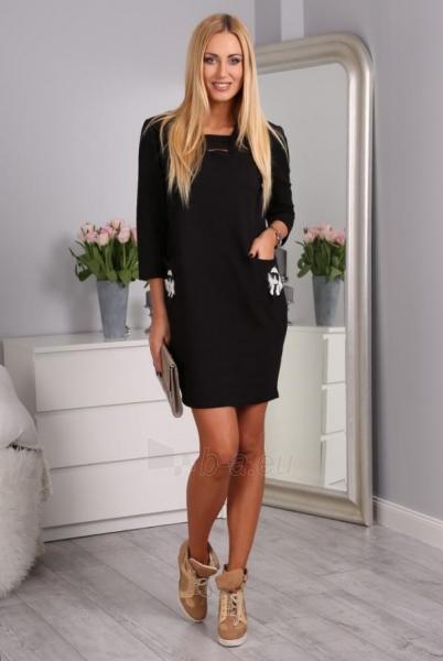 Suknelė Wava (juodos spalvos) Paveikslėlis 1 iš 4 310820034668