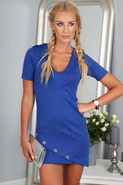 Suknelė Zella (mėlynos spalvos) Paveikslėlis 1 iš 4 310820045529