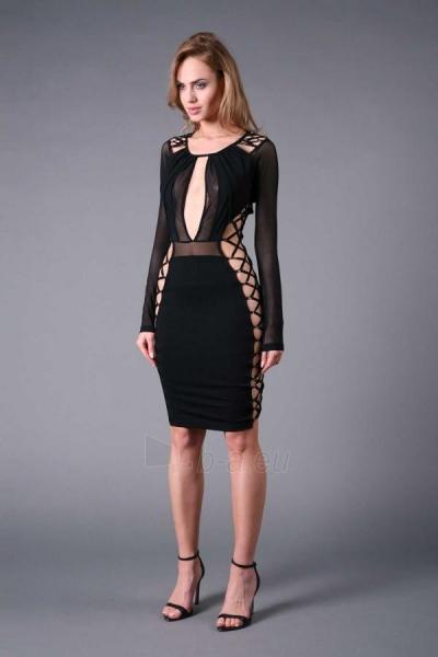 Suknelė Zen (juodos spalvos) Paveikslėlis 1 iš 4 310820034646