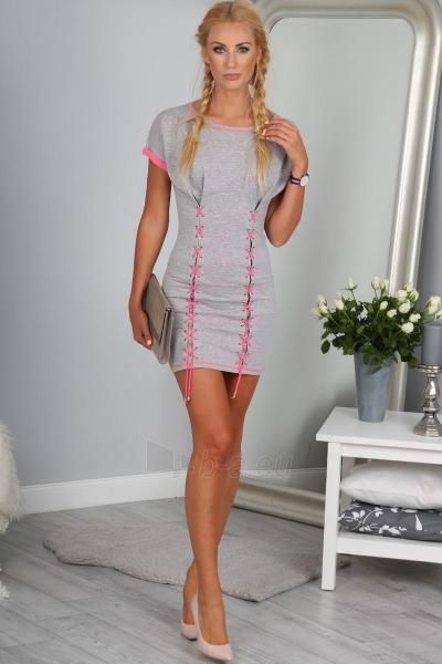 Suknelė Zinnia (šviesiai pilkos spalvos) Paveikslėlis 1 iš 4 310820045535