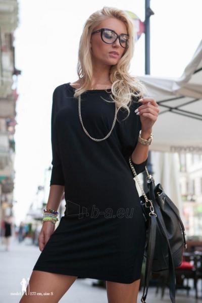 Suknelė Zoe (juodos spalvos) Paveikslėlis 1 iš 4 310820035819