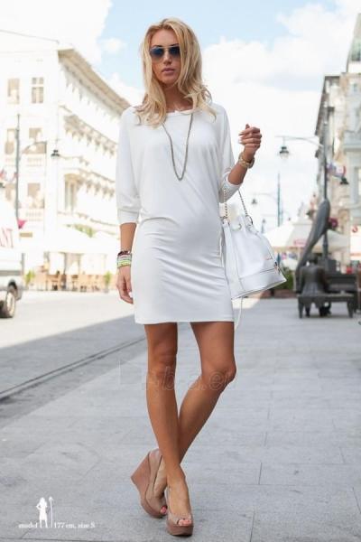 Suknelė Zoe (kreminės spalvos) Paveikslėlis 1 iš 5 310820035823