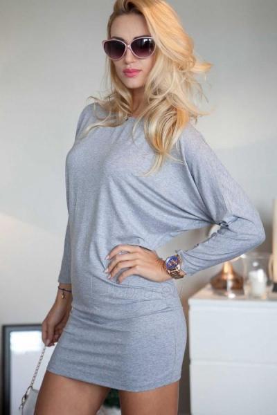 Suknelė Zoe (šviesiai pilkos spalvos) Paveikslėlis 1 iš 5 310820035816