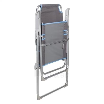 Sulankstoma kėdė CAMPART travel Modena 120 kg Paveikslėlis 3 iš 3 310820117467