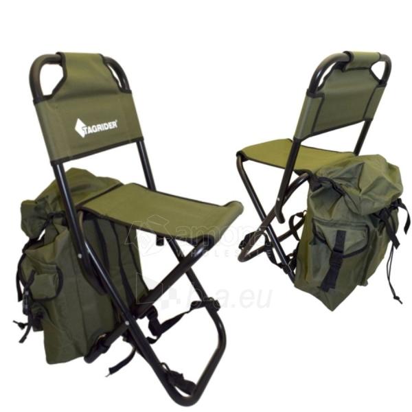 Sulankstoma kėdė TAGRIDER HBA-51 Paveikslėlis 1 iš 1 310820192079