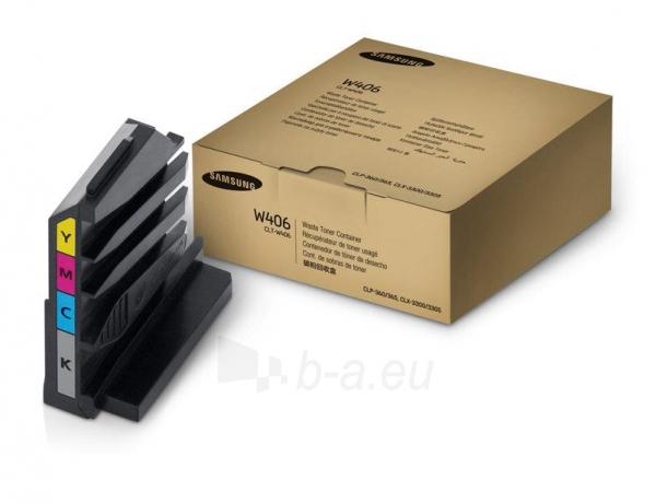 Sunaudoto tonerio talpykla Samsung CLT-W406 Paveikslėlis 2 iš 3 2502560201686