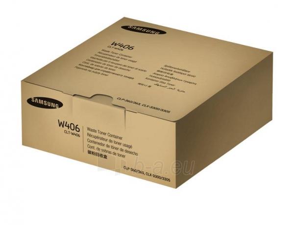 Sunaudoto tonerio talpykla Samsung CLT-W406 Paveikslėlis 3 iš 3 2502560201686