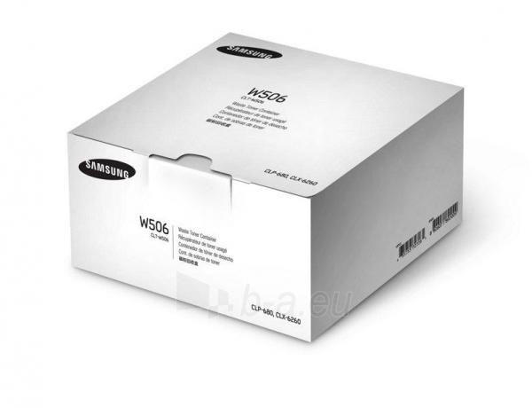 Sunaudoto tonerio talpykla Samsung CLT-W506 Paveikslėlis 3 iš 3 2502560201687