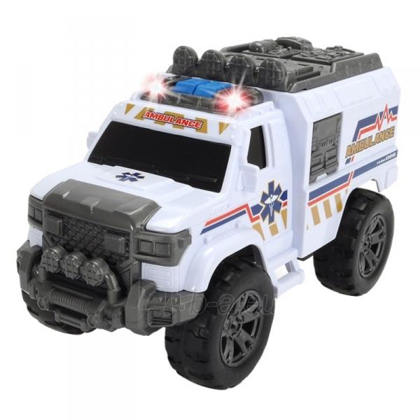 Sunkvežimiai Ambulance Paveikslėlis 1 iš 1 310820143493