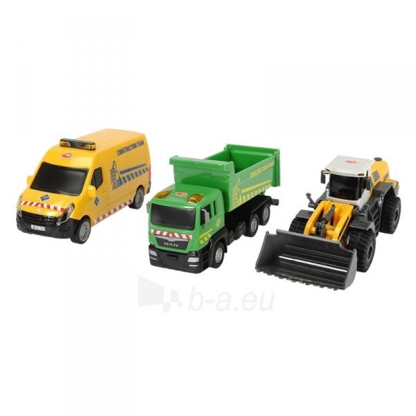 Sunkvežimiai Liebherr Team Set, 2-asst. Paveikslėlis 1 iš 2 310820143497
