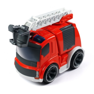Sunkvežimis Hot Wheels I/R Fire Truck Paveikslėlis 1 iš 1 310820143534
