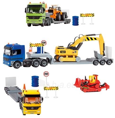Sunkvežimis su priekaba Paveikslėlis 1 iš 2 250710800628
