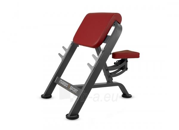 Suolelis bicepsams MARBO MP-L203, profesionalus Paveikslėlis 1 iš 3 310820024298