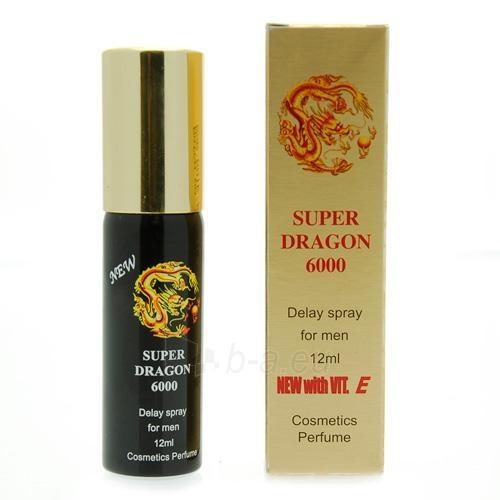 Super Dragon 6000 - purškiklis vyrams Paveikslėlis 1 iš 1 2514131000030
