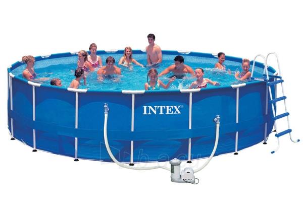 Surenkamas baseinas INTEX 549x122 cm Paveikslėlis 1 iš 1 310820039273