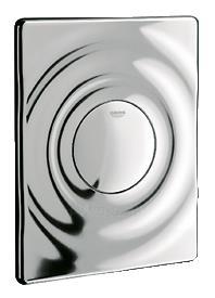 Surf SL mygtukas, chromas, turintis vieną dalį Paveikslėlis 1 iš 1 270790200180