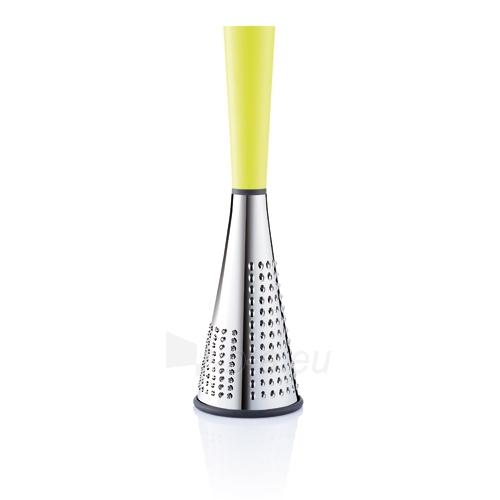 Sūrių tarkavimo įrankis, žalia rankena Paveikslėlis 1 iš 4 310820012614