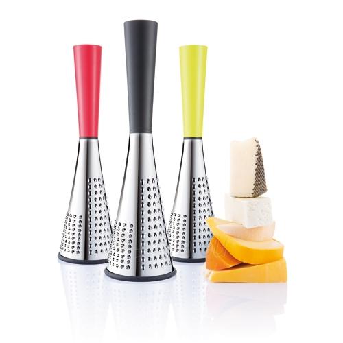 Sūrių tarkavimo įrankis, žalia rankena Paveikslėlis 4 iš 4 310820012614