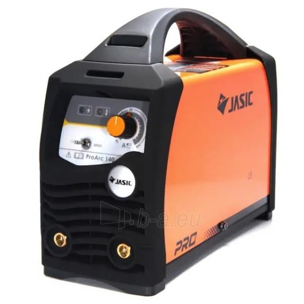 Suvirinimo aparatas JASIC ARC 140 Z210 MMA Paveikslėlis 1 iš 5 310820008376