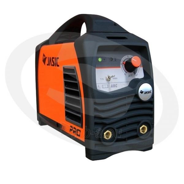 Suvirinimo aparatas JASIC ARC 140 Z210 MMA Paveikslėlis 2 iš 5 310820008376
