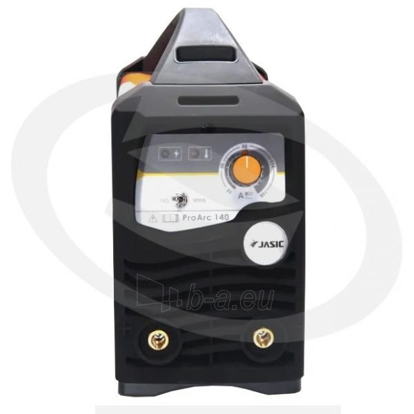 Suvirinimo aparatas JASIC ARC 140 Z210 MMA Paveikslėlis 4 iš 5 310820008376