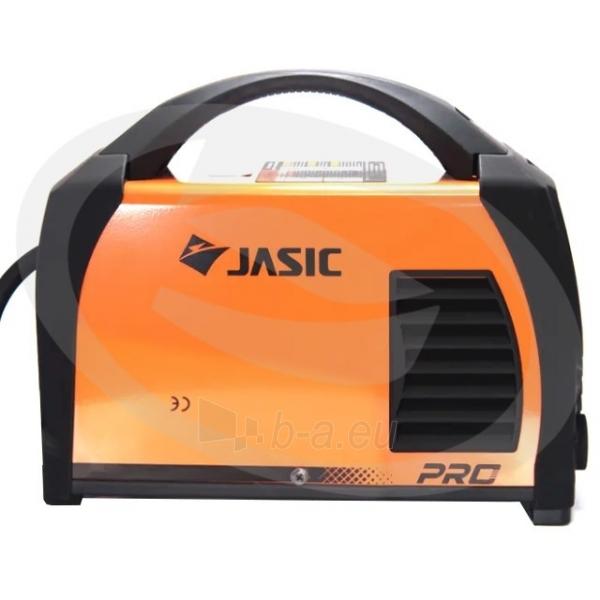 Suvirinimo aparatas JASIC ARC 140 Z210 MMA Paveikslėlis 5 iš 5 310820008376