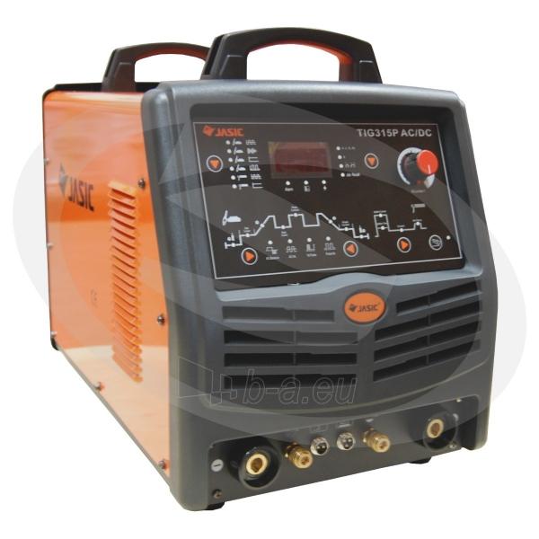 Suvirinimo aparatas JASIC TIG 315P AC DC E106 Paveikslėlis 1 iš 9 310820008380