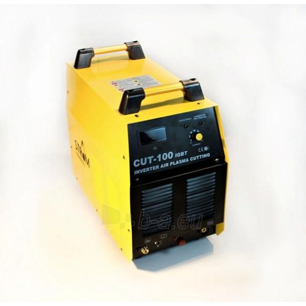 metināšanas iekārta STROM CUT-100 Paveikslėlis 1 iš 3 225271000269