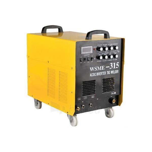 Suvirinimo aparatas Strom WSME-315 TIG AC/DC Paveikslėlis 1 iš 1 225271000148