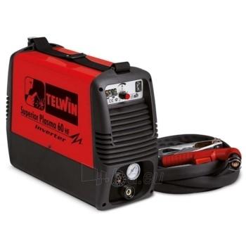 welding machine TELWIN PLASMA 60 HF Paveikslėlis 1 iš 1 310820008348