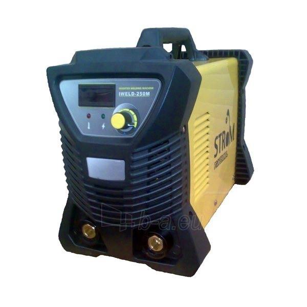 welding inverter Strom IWELD 250M Paveikslėlis 1 iš 2 225271000191